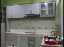 cara membuat lemari dapur(kitchen set)sendiri