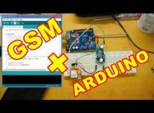 Cara menggunakan modul GSM di Arduino