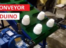 Control Conveyor Belt for Packaging - Arduino Projects #008