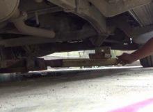 Cuci Mobil Hidrolik l Cara Memasang Dan Meletakkan Hidrolik Pada Bagian Bawah Mobil