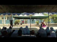demo ekskull kabaret dari fiksi (Forum Ikatan Siswa/i Islam) smk ti pembangunan cimahi
