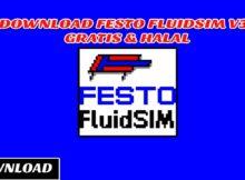 Download Festo fluidsim Versi 3.6 Gratis & Halal