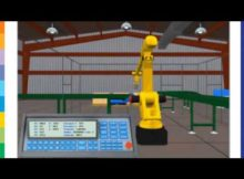 GBC Robotics Technician Certificate Program - Robologix Simulation Tool