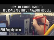 How-To Troubleshoot: IC695ALG708 (GE IP PLC Proficy Machine Edition Software Training)