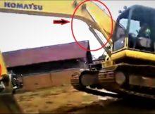 Hydraulic Test | Excavator Komatsu PC 200 | Tes Hidrolik