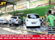 jual hidrolik cuci mobil dan alat cuci mobil bergaransi