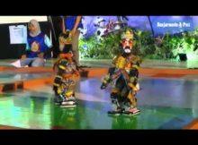 Keren, Robot-robot Ini Jago Menari Jawa