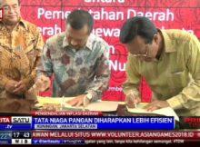 Kontrol Inflasi Daerah, Koppasindo Nusantara Kerja Sama dengan Pemprov DIY