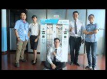 Lift Simulator Karya Mahasiswa Politeknik ATMI