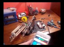 Machine Gun Arduino Controlled By Android