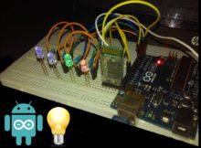 Menyalakan Lampu dengan Android dan Arduino