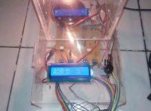 Miniatur Sistem Kendali Suhu Ruangan Menggunakan Metode PID Berbasis Arduino Uno Elektronika POLBAN