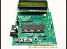 Minimum System ATMega 16/32/8535 TEST