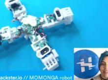 MOMONGA Robot: Coming Soon to Crowd Supply // Mailbag Monday
