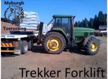 Myburgh Toerusting - Trekker Forklift - Tractor Forklift - 2018