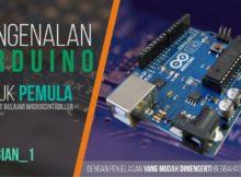 Pengenalan Arduino untuk Pemula #bagian1