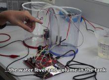 Pengontrol pompa Otomatis dengan Mikrokontroler