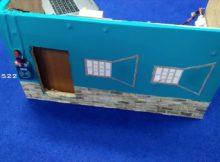 Pintu Otomatis Menggunakan RFID Berbasis Nuvoton [UDINUS]