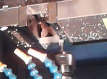 Praktek Proses Manufaktur dengan Mesin Faris CNC Teknik Mesin Umk