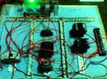 rangkaian listrik start-stop
