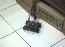 robot arduino with ultrasonic sensor