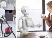 Robot Canggih ini Bisa Membantu Kamu Menyelesaikan Pekerjaan! 8 ROBOT ASISTEN TERCANGGIH