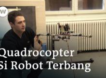 Robot Terbang Bisa Menggantikan Manusia Lakukan Misi Berbahaya