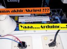 Sistem Kontrol Alat-Alat Eletronik Dengan Konektivitas SMS Gateway Berbasis Arduino Uno R3