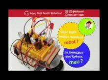 SWINGBOT: Robot Swa-imbang Sederhana