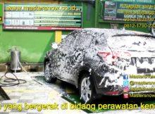 Tempat cuci mobil di Kemayoran, Jakarta Pusat