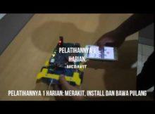 Training Membuat Mobil Robot dengan Intel Galileo