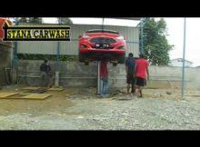 Training Penggunaan Hidrolik Cuci Mobil di LF Auto Care (Versi I)