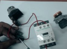 TUTORIAL 1 BASIC PUSH START STOP CONTACTOR | KONTROL KONTAKTOR DENGAN PUSH BUTTON START STOP