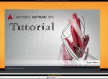Tutorial AutoCAD 2018 dasar # 9