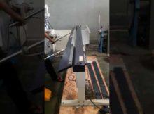 Tutorial pengguna an mesin bending magnetic/ mesin bending manual
