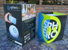 Unboxing Sphero 2.0 Robot Bola Remote Control dg game Augmented Reality - Indonesia