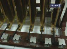 Unik & Canggihnya Angklung Robot