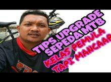 Upgrade Sepeda MTB buat PEMULA