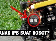 Yuk Merangkai Robot Bersama Komunitas Robotika IPB