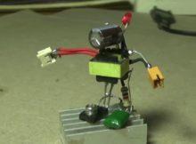 100% Work..!! Membuat Rangkaian JT bentuk Robot Unik.