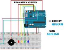 ALAT PENGEMBANGAN KEAMANAN MUSEUM MENGGUNAKAN SENSOR INFRARED #2