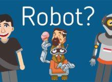Apa Sih Sebenarnya Robot Itu?