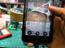 Aplikasi Android Menyalakan Lampu