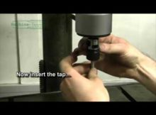 Auto Reversing Tapping Heads