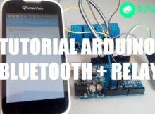 Belajar Arduino : Bluetooth + Relay