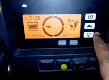 Belajar Forklift Elektrik Jungheinrich #part2
