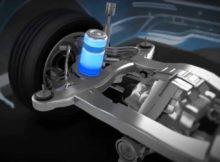 Cara Kerja air suspension shock absorber pada kendaraan mobil