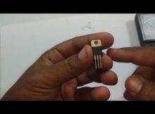 Cara mengetahui Transistor masih bagus atau rusak