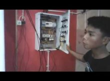 Commissioning Test Panel Water Level Control (WLC) Dengan Smart Relay dan Sensor PIR