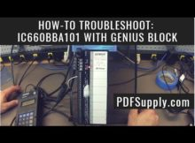 How-To Troubleshoot: IC660BBA101 (GE Genius Block & Proficy* Machine Edition Tutorial)